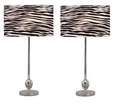 Zebra Floor Lamp Decorate Your Home With Zebra Print Furniture And Decor Cute