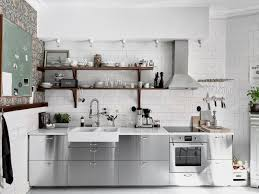 modern kitchen items inspiring kitchens you won u0027t believe are ikea kitchens garage