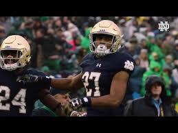 Quenton Nelson Bench Press Notre Dame Football Bleacher Report