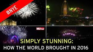New Years Eve 2015 Decorations Uk by New Year U0027s Eve 2015 Live Fireworks And Pictures From Around The
