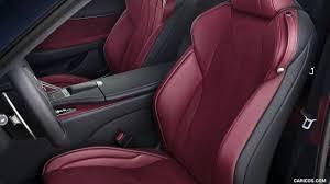 lexus interior 2018 2018 lexus lc 500h hybrid color caviar interior seats hd