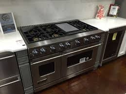 Design Ideas For Gas Cooktop With Downdraft Kitchen Downdraft Gas Ranges With Laminate Wood Floor Also White