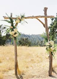 Wedding Archway Where To Buy Wedding Arches For Outdoor Ceremony Emmaline Bride