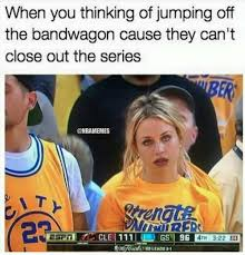 Nba Finals Meme - top 10 hilarious memes from game 5 of nba finals cavaliers nation
