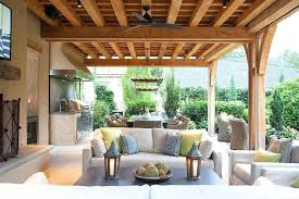 outdoor living room furniture with easy on the eye design ideas