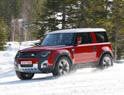 land rover snow land rover dc100 snow concept range rover evoque convertible at