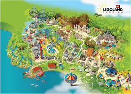 Florida Attractions Map Kissimmee Guest Services May 2011