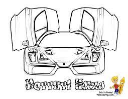 25 sports car coloring pages children ferrari logo