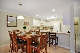 The Kitchen Open Table by Conveniently Located Home In Desired Everett Area Lamb Real