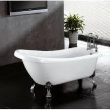 55 acrylic slipper bathtub