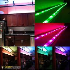 color changing led light strips lights decoration