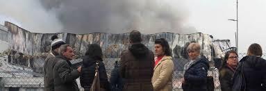 coop adriatica sede incendio alla coop adriatica danni per milioni 70 in cassa