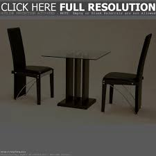 Small Dining Table For 2 by Chair Simple Wood Expandable Dining Table For Small Spaces Set