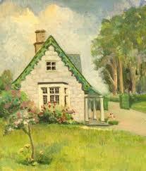 346 best cottage art images on pinterest cottage art painting