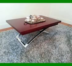 leather ottoman round coffee tables attractive cocktail table with storage ottomans