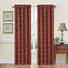 Discount Waverly Curtains Amazon Com Traditions By Waverly 14314052084cri Navarra Floral 52
