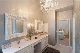 metallic home decor fantastic wallpaper ideas for bathroom for small home decor