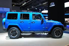 european jeep wrangler 2014 jeep wrangler polar edition frankfurt 2013 photo gallery
