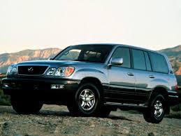 lexus is 2001 2001 lexus lx 470 overview cars com