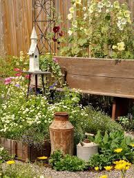 Rustic Garden Decor Ideas Triyae Com U003d Rustic Country Backyard Ideas Various Design