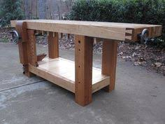 Woodworking Bench Plans Patterns by Woodworking Workbench Plans The Essential Workbench This Classic