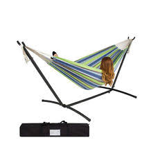hammock swing chair stand ebay