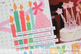 17turtles happy birthday scrapbook page pebbles birthday wishes