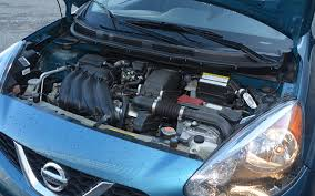 nissan micra fuel consumption 1 6 litres four cylinders 109 horsepower and 107 lbs ft of