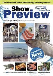 taiwan international fisheries u0026 seafood show by sonya chaw issuu