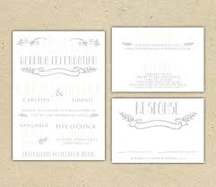 wedding invitations timeline wedding invitation timeline rustic wedding day schedules printed
