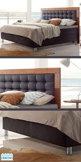 Schlafzimmer Gestalten Boxspringbett Die Besten 25 Boxspring Ideen Auf Pinterest Graue Bettwäsche