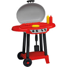 Plastic Toy Kitchen Set American Plastic Toys My Very Own Grill Walmart Com