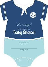 sailor onesie boys nautical themed fill in blank baby shower