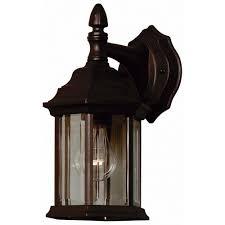 kenroy home custom fit 1 light black outdoor adjustable height