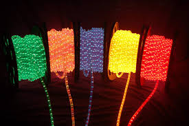 multi colored rope lightschristmas rope lights for