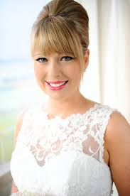 hair and makeup vintage smooth sleek beautiful wedding hair styles wedding make up and