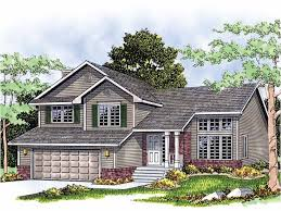 multi level home plans eplans split level house plan multi level home 1732 square