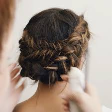plated hair styles 61 braided wedding hairstyles brides