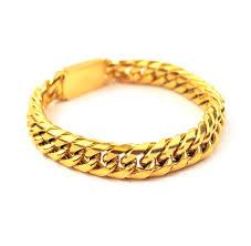 cuban gold bracelet images Gold gods cuban bracelet studiiyo23 png