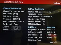 Verizon Router Orange Light No Data Connectivity On Stb Verizon Fios Community