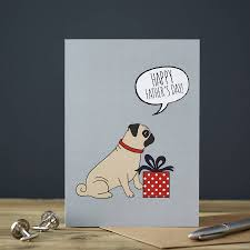pug s day card by sweet william designs