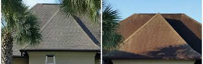 Home Exterior Cleaning Services - roof cleaning exterior cleaning services