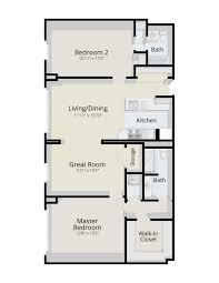 Master Bedroom Suites Floor Plans Apartments U0026 Floor Plans