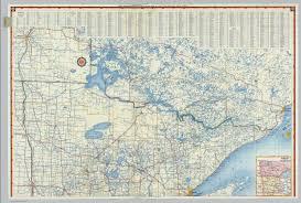 Lake Lanier Map Minnesota State Maps Usa Maps Of Minnesota Mn Minnesota Lakes Map