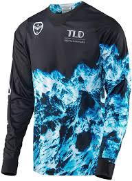 motocross gear on sale troy lee designs gp electro jersey schwarz motocross jerseys