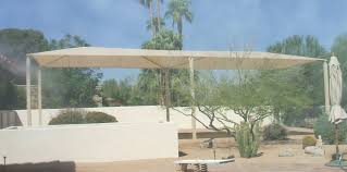 Backyard Shade Solutions by Residential Shade N Net