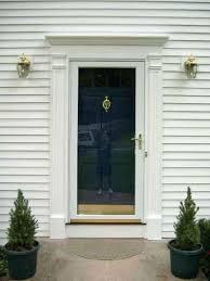 Exterior Door Casing Replacement Exterior Door Molding Beechridgecs