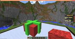 minecraft ribbon how to build a gift in minecraft
