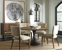 Teak Dining Room Furniture Brownstone Furniture Casablanca Round Dining Table Teak Matthew Izzo