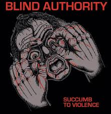 Blind Fury Album Succumb To Violence Carry The Weight Records